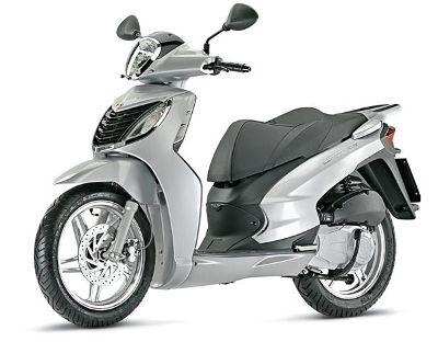 Salon de la moto 2007, le guide des Stands : Malaguti