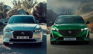 DS 4 E-Tense: the only French premium - Caradisiac Electric / Hybrid Show 2021