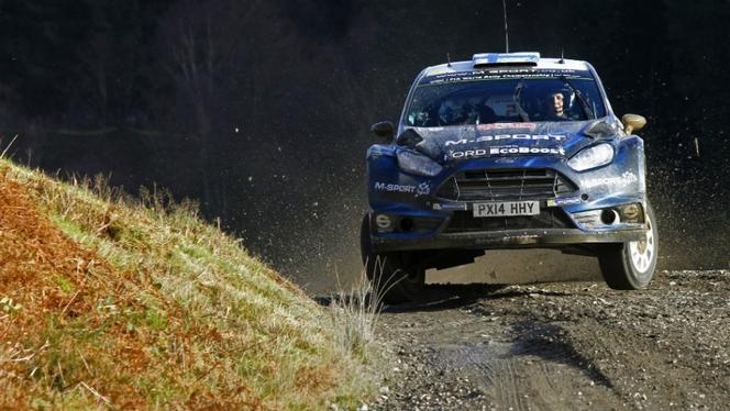 WRC Grande-Bretagne : Ogier termine en beauté