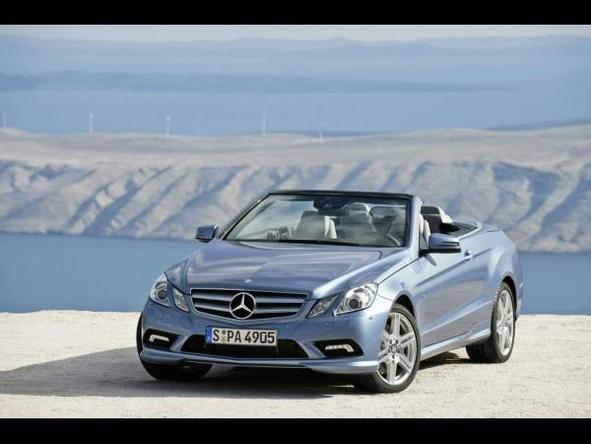 Salon de Genève : Mercedes Classe E cabriolet par L'Oeil de lynx