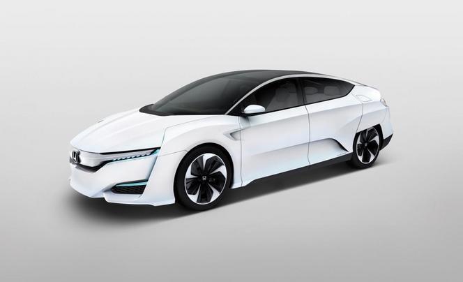 Honda dévoile le FCV Concept, sa prochaine auto fonctionnant à l'hydrogène