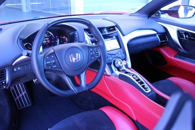 Honda NSX 2 : en avant-première, les photos de l'essai et une vidéo du 0 à 100 km/h