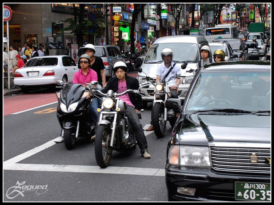 Carnet de voyage : Le blog moto au Japon