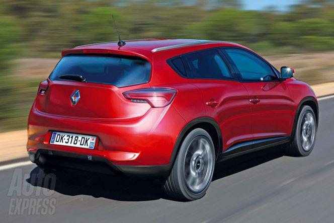 Futur Renault SUV compact: comme ça?
