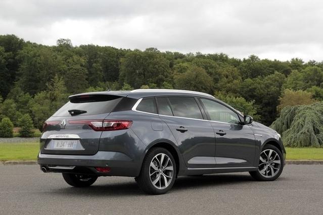 La Renault Mégane Estate arrive en concession : dans la moyenne