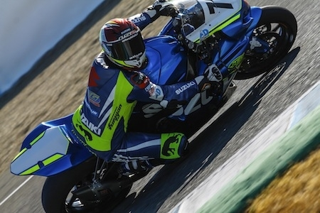 Championnat d'Europe Superbike FIM CEV Repsol: Delhalle, 3ème à Jerez