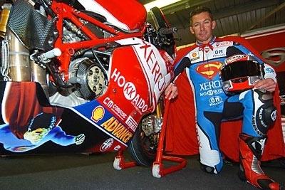 Superbike: Brands Hatch: Bayliss veut oublier Brno.