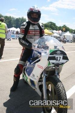 Disparition d'Alain Chevallier: un grand nom de la moto s'en est allé.