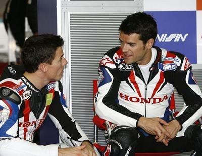 Quand Honda se rappelle de Checa.