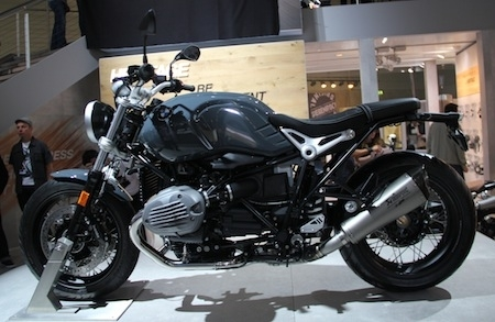 En direct d'Intermot 2016, BMW: R nine T Pure