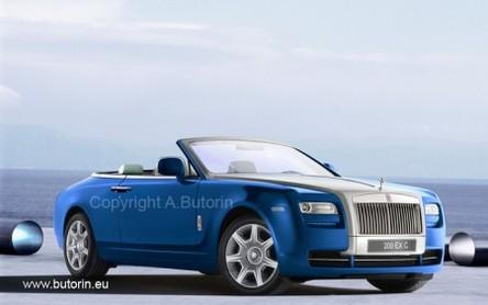 Des variantes de la Rolls Royce Ghost à venir : le retour des Camargue et Corniche ?