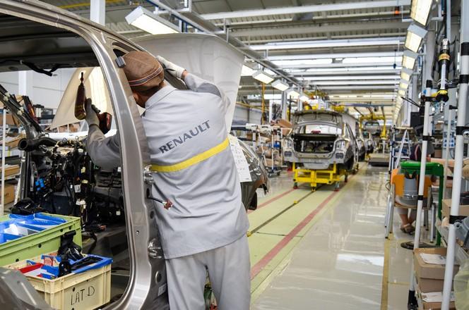 Implantations de Renault voire de PSA en Afrique du Nord: simplement nécessaires