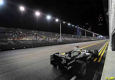 Formule 1 - Singapour: Du changement pour avoir des manoeuvres de dépassement