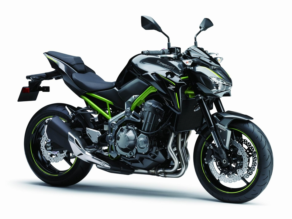 En direct d'Intermot 2016 : Kawasaki Z 900, la preview