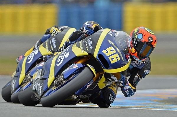Moto 2 - France : Louis Rossi ouvre le compteur