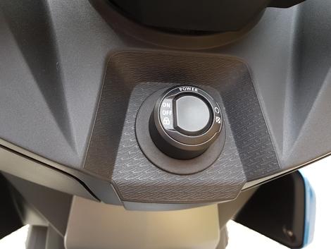 Essai BMW C 400 X 2018 : établir une connexion
