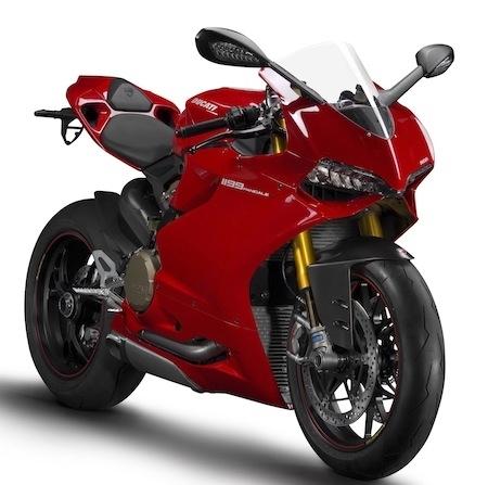 Ducati: la 1199 Panigale part en tournée dans tout l'hexagone