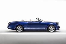 Los Angeles 2014 : Bentley vise Rolls-Royce avec son concept Grand Convertible
