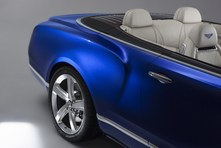 Los Angeles 2014 : Bentley vise Rolls-Royce avec son concept Grand Convertible