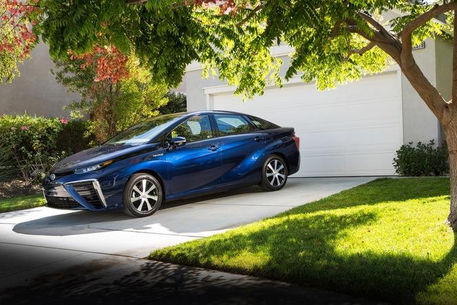 Toyota Mirai : le prix et les performances
