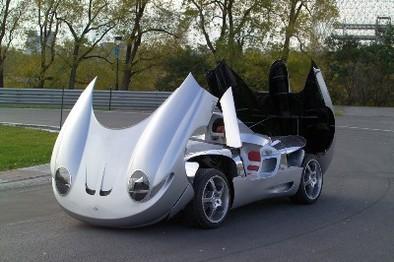 Wingho W3 Triposto: belle réalisation sur base de Porsche 911