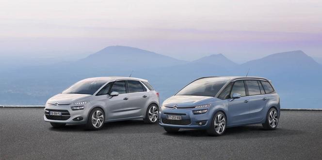Le Citroën C4 Picasso devient leader européen du segment