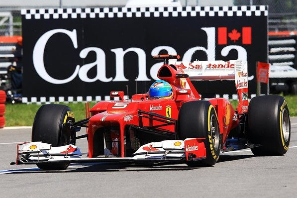 F1 GP du Canada - La grille : Vettel sort du lot