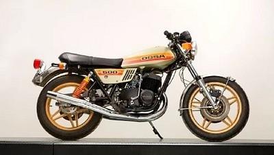 Bonhams : une vente aux enchères exceptionnelle d'une centaine de motos anciennes le 27 février 2010.