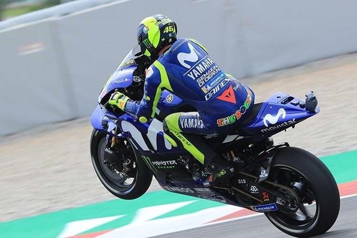 MotoGP – Catalogne J.1: Valentino Rossi prévient sur Jorge Lorenzo