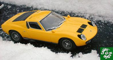 Lamborghini P400 SV Miura de 1972
