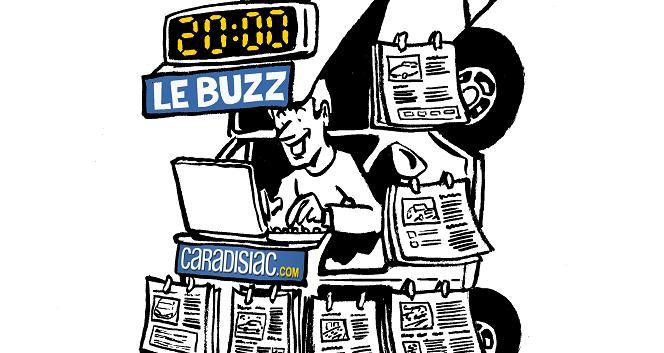 20 heures - Les buzz du mardi 20 juillet