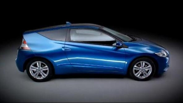Salon de Genève : Honda CR-Z par L'Oeil de Lynx