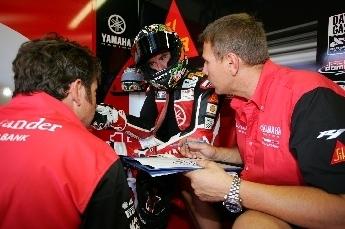 Superbike: Brands Hatch: Yamaha doit concrétiser ses espérances.