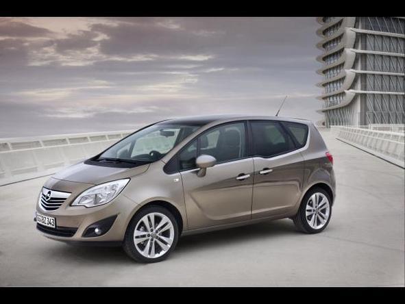 Salon de Genève : Opel Meriva par L'Oeil de Lynx