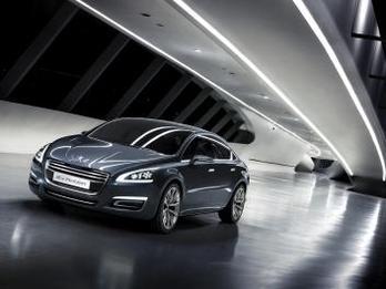 Salon de Genève : 5 by Peugeot par L'Oeil de Lynx