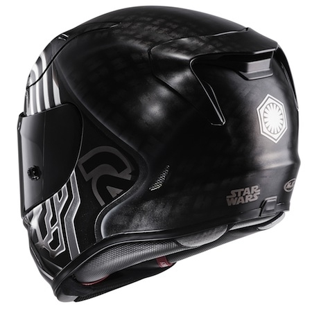 HJC: des casques sous licence officielle Star Wars pourque la Force soit avec vous