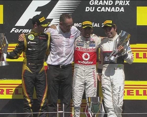 F1 GP du Canada : Lewis Hamilton gomme la concurrence
