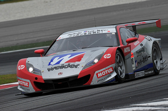 (Week-end de courses) GT1, Super GT, IndyCar