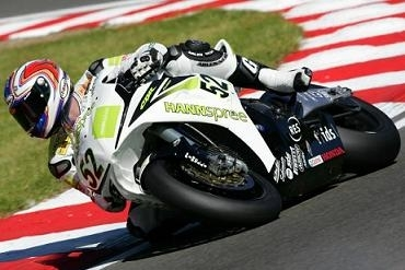 Superbike: Brands Hatch M.1: Toseland, le sans faute.