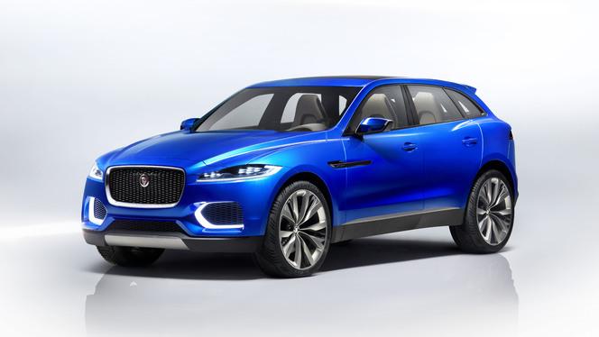 Jaguar dévoile officiellement son concept C-X17