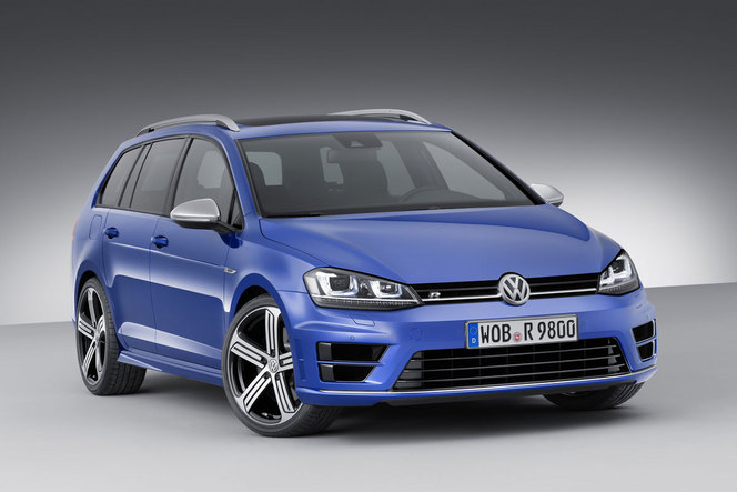 los angeles 2014 volkswagen pr sente la golf r variant break et ses 300 ch. Black Bedroom Furniture Sets. Home Design Ideas
