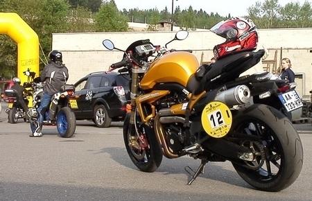 La Voxan Néfertiti s'offre le top 5 au Belgian Moto Tour en IRC