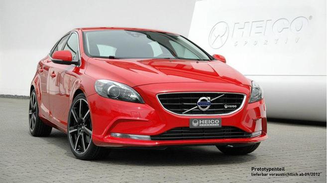 Heico Sportiv Volvo V40 : voici les photos