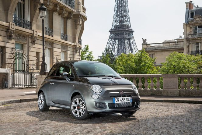 La Fiat 500 GQ débarque en France