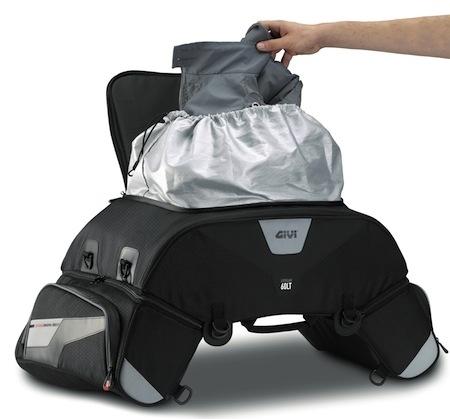 Givi XS305 : la bagagerie version grand format