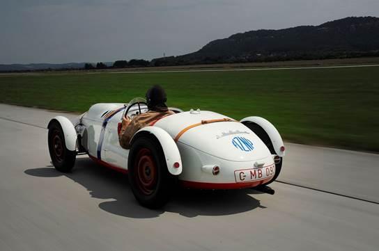 L'unique Skoda 966 Supersport survivante restaurée