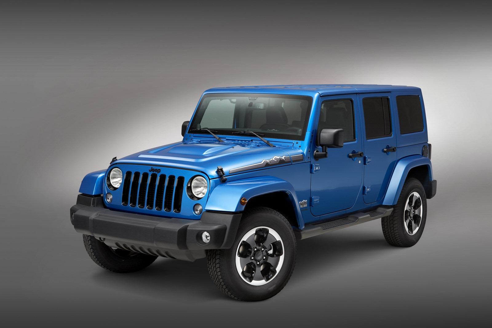 toutes les nouveaut s de francfort 2013 jeep wrangler polar edition. Black Bedroom Furniture Sets. Home Design Ideas