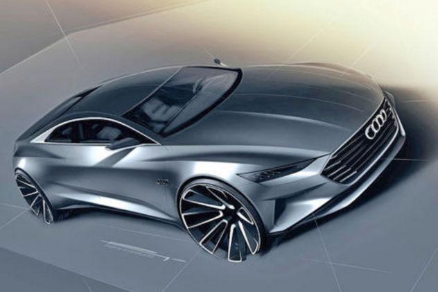 Los Angeles 2014 - Audi Prologue concept: ses lignes enfin dévoilées