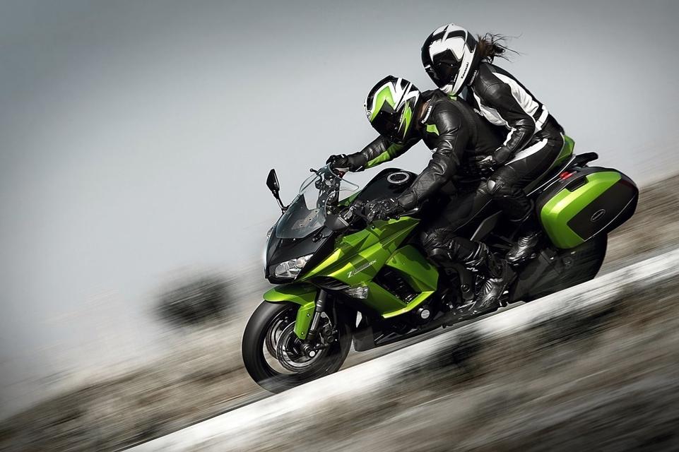 La Kawasaki Z1000SX 2011 a un tarif