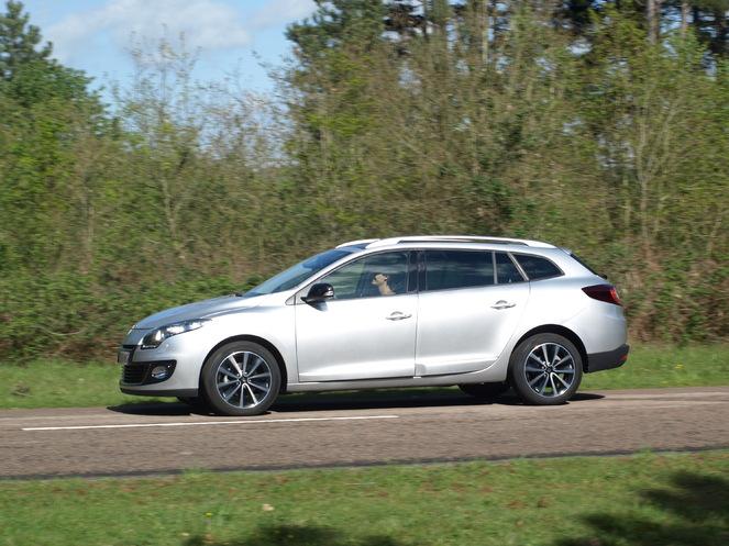Essai - Renault Mégane 3 Estate : voyage en sac à dos